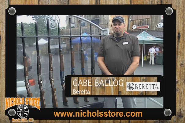 Gabe Ballog - Beretta 1