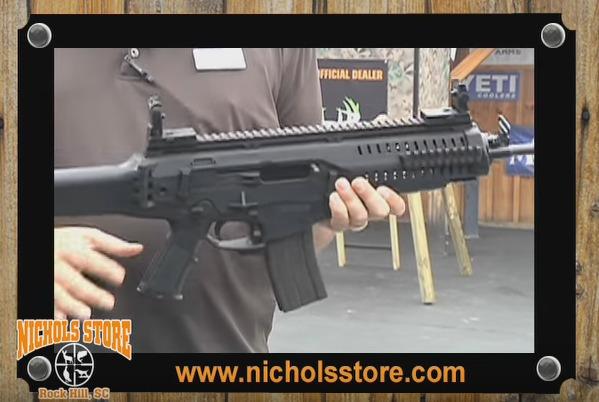 Gabe Ballog - Beretta 2