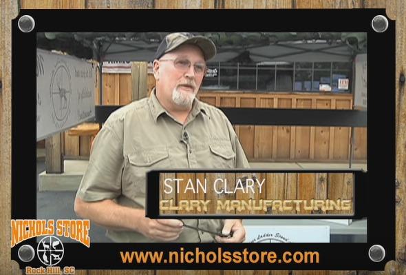 NicholsStore Stan - Clary Railraiser