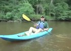 Canoeing on Lynches River